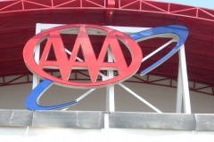 Channel Letters for AAA in NJ