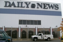 Channel Letters for Daily News in NJ