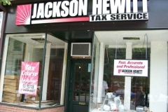 Channel Letters for Jackson Hewitt in NJ