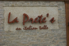 Channel Letters for La Prete in NJ