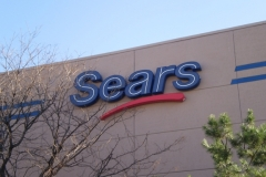 Channel Letters for Sears in NJ