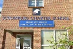 Dimensional Letters for Schomburg Charter School in NJ
