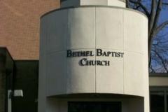 Dimensional Letters for Bethel Baptist Church in NJ