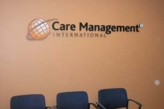 Custom Sign for Care Management in NJ
