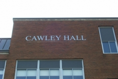 Dimensional Letters for Cawley Hall in NJ