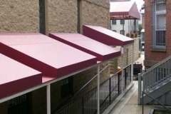 Fabric Awnings for Restaurant in NJ