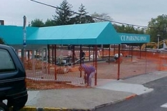 Fabric Awnings for School in NJ