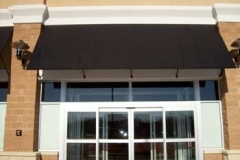Fabric Awnings for Shopping Store in NJ