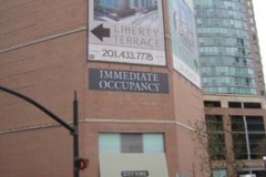 Large Format Printing for Liberty Terrace in NJ
