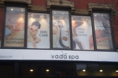 Large Format Printing for Vada Spa in NJ