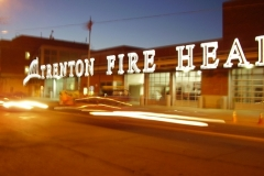 LED Signs for Trenton Fire 1 in NJ