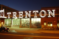 LED Signs for Trenton Headquarters in NJ 1