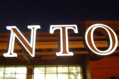 LED Signs for Trenton Headquarters in NJ 3
