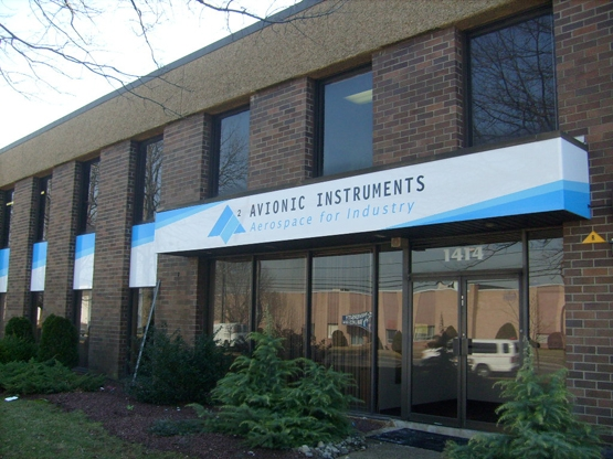 Metal Awnings, Commercial Awnings, Canopies, NJ