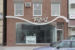 Metal Awnings for Teezerz in NJ
