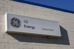 Sign Cabinets for GE in NJ