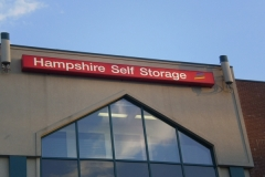 Sign Cabinets for Hampshire Storage 2 in NJ