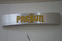Sign Cabinets for Pac Sun in NJ