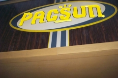 Sign Cabinets for Pac Sun 2 in NJ