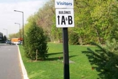 Way Finding Signs in NJ