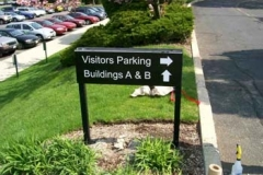 Way Finding Signs Parking in NJ