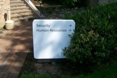 Way Finding Signs Security in NJ