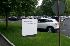 Way Finding Signs for GE in NJ