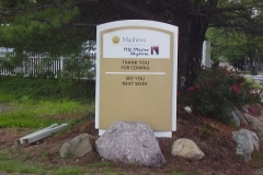 Way Finding Signs for Manhiem in NJ